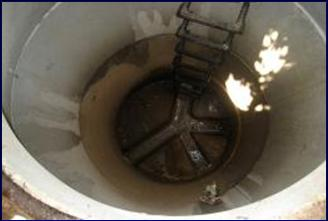 Manhole Inspection Middletown, OH