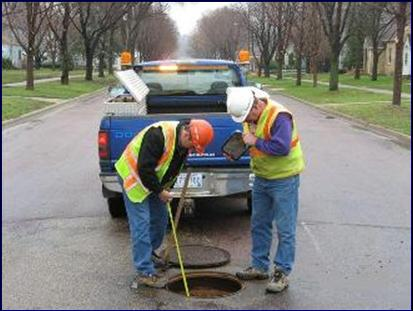 Manhole Inspection Services